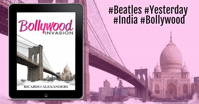Ricardo Alexanders Promotes His Alternative History Fantasy Novel – Bollywood Invasion