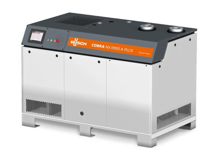 Saving Energy with Intelligent Vacuum Technology