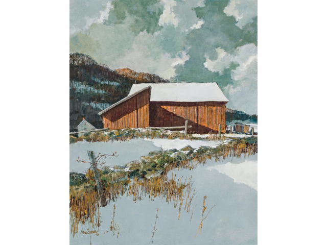 Shannon's Fall Online Fine Art Auction November 19 Features Paintings, Drawings, Prints, Sculptures