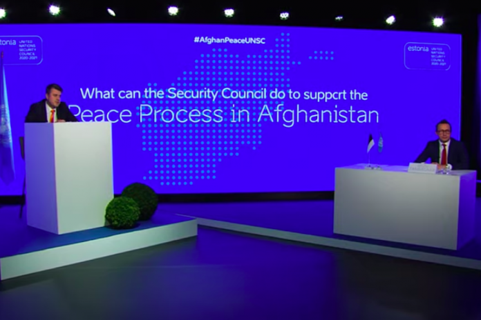 Security Council Arria meeting on Afghanistan