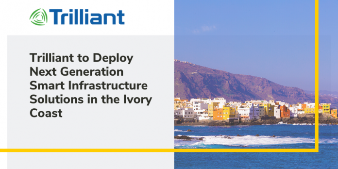 Trilliant to Deploy Next Generation Smart Infrastructure Solutions in the Ivory Coast