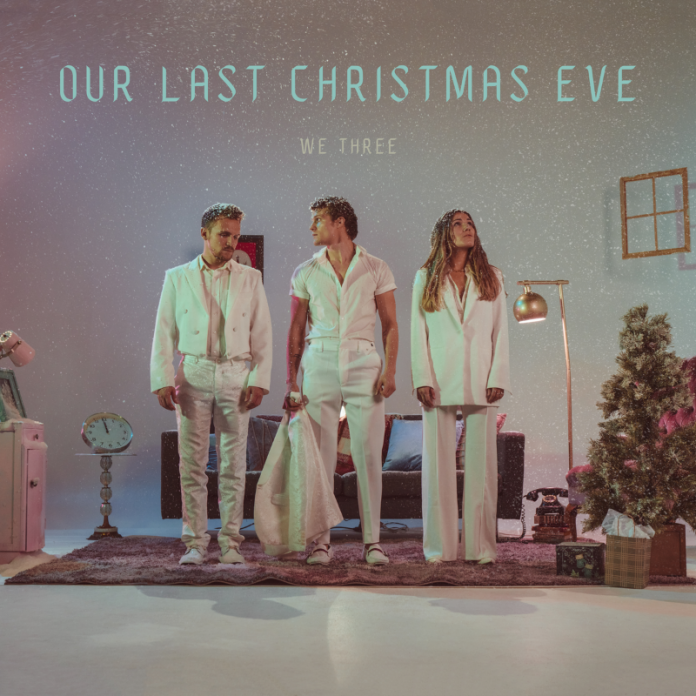 We Three announces first Christmas single