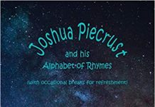 """Joshua Piecrust and his Alphabet of Rhymes"" by Richard Evans is published"