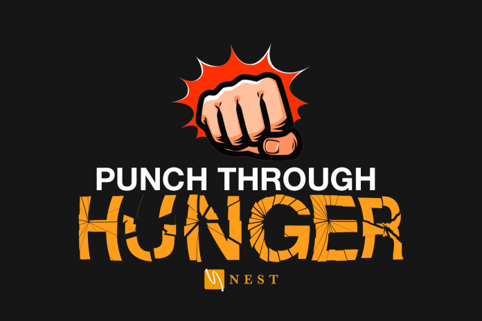 Punch Through Hunger – UK Martial Artists unite to raise money for foodbanks