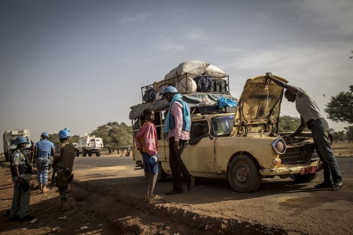 UN Peacekeepers (UN Photo)