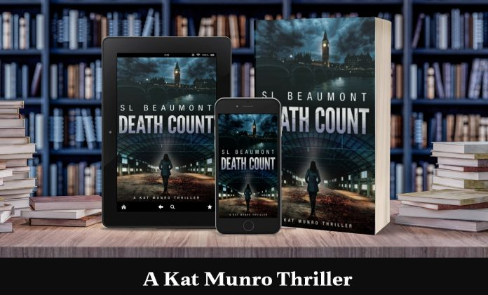 Author SL Beaumont Releases New Financial Crime Thriller – Death Count