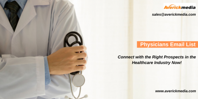 AverickMedia Introduced a Highly Coveted Physicians Email List for a Better Marketing Results