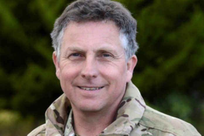 General Sir Nick Carter GCB CBE DSO ADC Gen