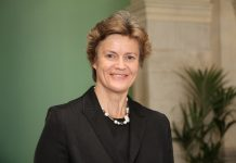 Dame Barbara Woodward DCMG OBE
