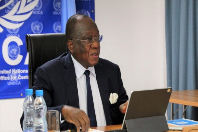 Francois Fall, Special Representative of the Secretary-General for Central Africa and Head of UNOCA