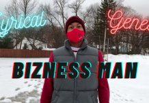 "LyricalGenes Releases New Music Video ""Bizness Man"""