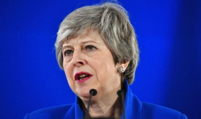 Theresa May slams 'incomprehensible' travel restrictions despite vaccine success