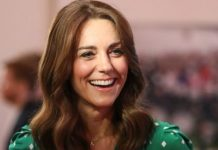 Kate Middleton glows in pink Chloe blazer and skinny jeans for new royal outing