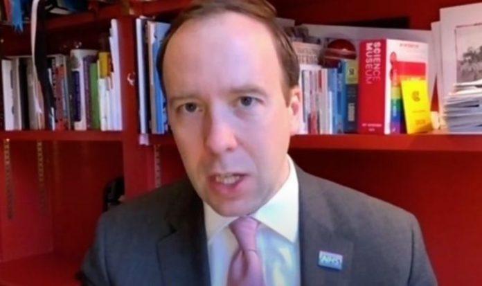 Matt Hancock: Covid booster vaccine plan to come in a few weeks