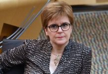 Sturgeon announces further easing of lockdown in Scotland from May 17