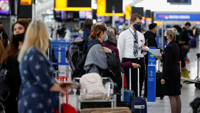 Apply common sense over travel to amber list countries, says Shapps