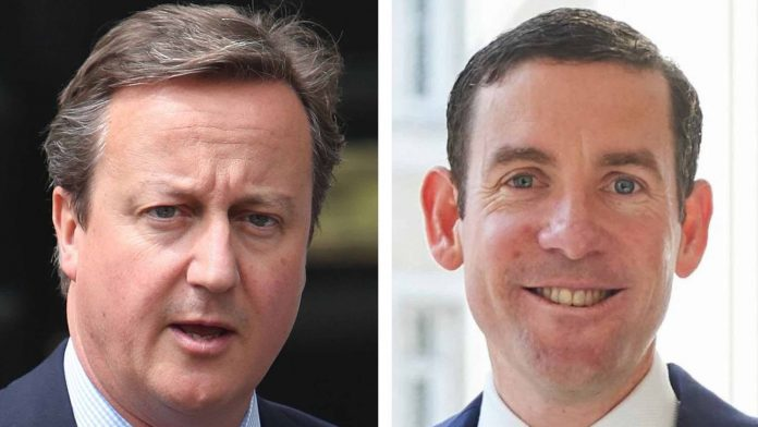 Cameron and Greensill founder face grilling by MPs over lobbying
