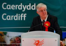 Drakeford vows to be 'ambitious' as Welsh Labour set to retain power