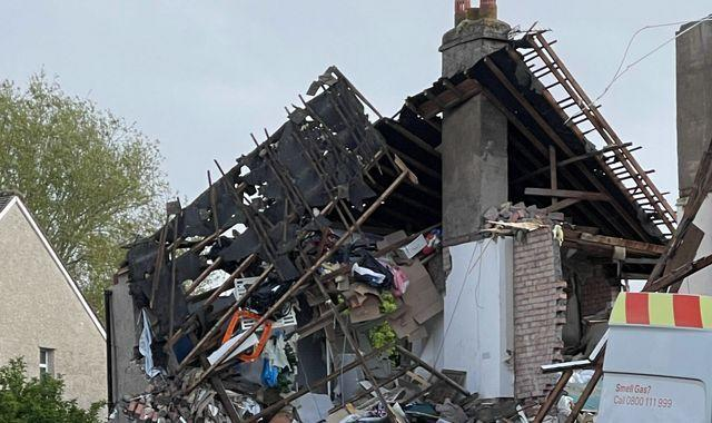 Heysham explosion leaves child dead and four people injured (Report)