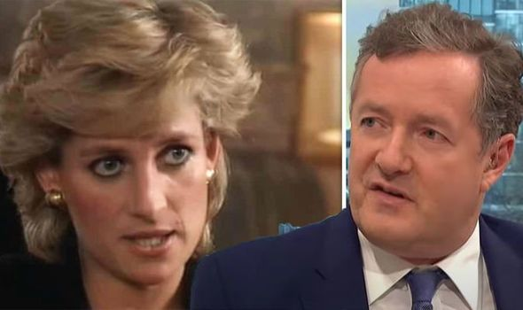 Piers Morgan claims BBC has 'blood on its hands' over Princess Diana's Panorama interview (Report)