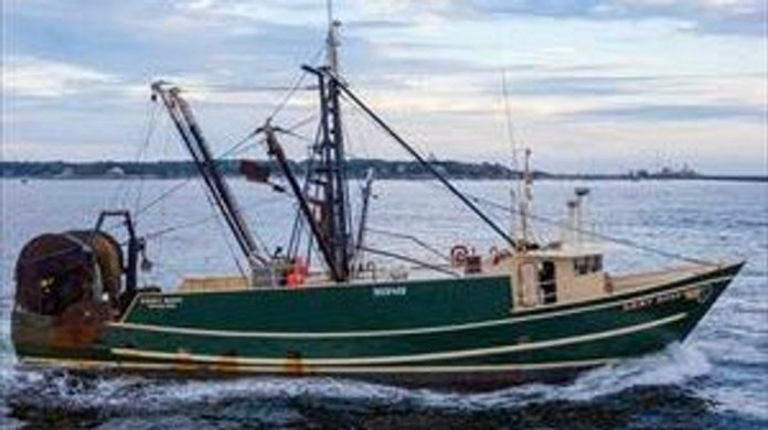 Police: Fisherman dies after falling from boat