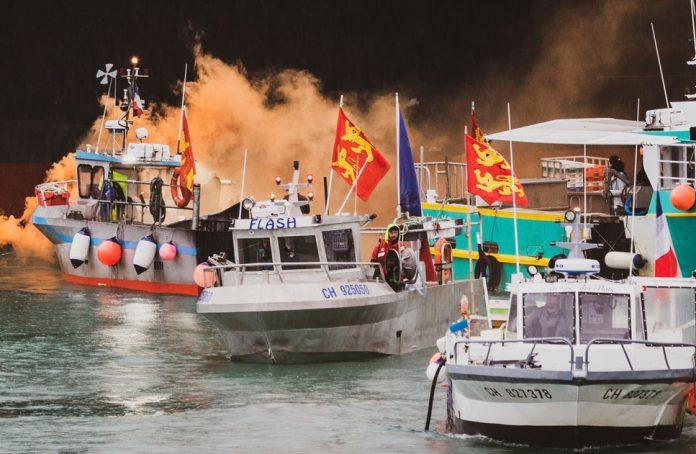 Royal Navy ships heading home as UK-France diplomatic row rages