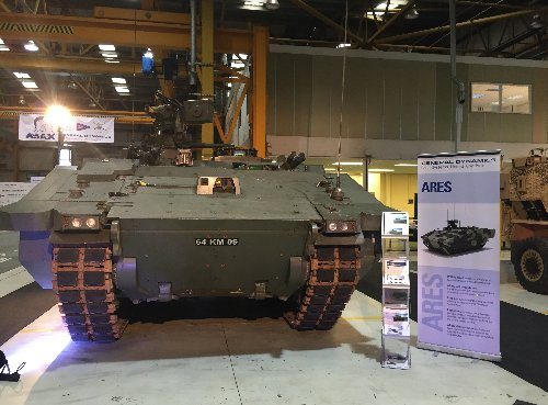Army pauses trials of £3.5bn fleet of tanks over speed and safety concerns (Report)