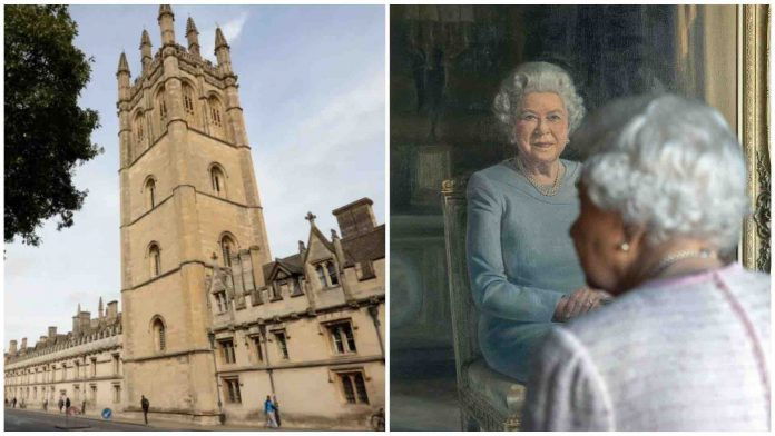 Backlash after Oxford students vote to remove Queen's photo from college (report)