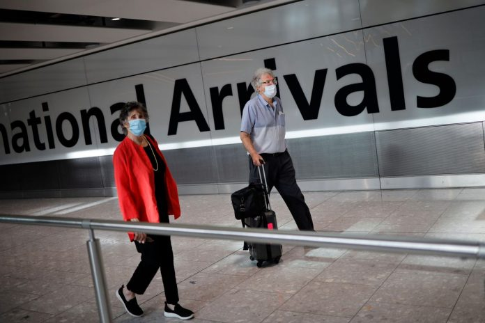 Covid-19: Quarantine-free travel for fully-vaccinated 'absolutely something' government working on