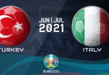 Euro 2020/1, Day 1: How to watch Italy vs Turkey