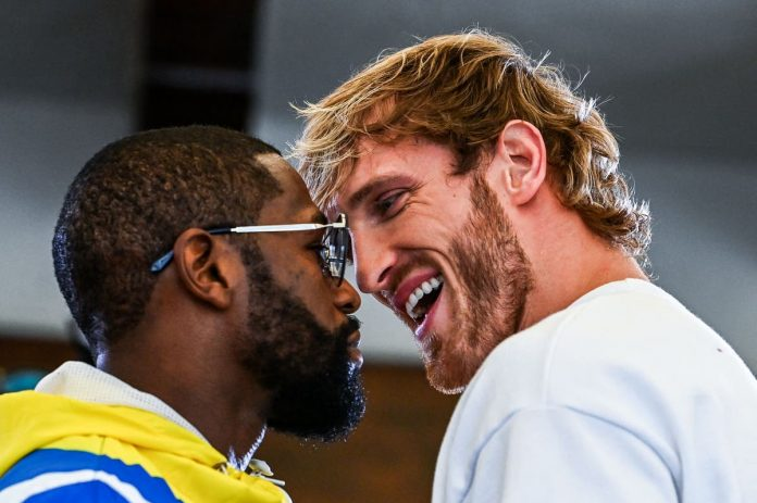 Floyd Mayweather vs Logan Paul, date,Undercard, prediction, how to watch