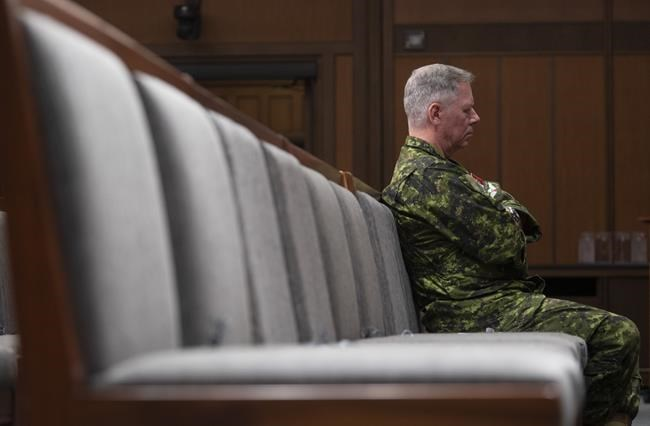It was 'inappropriate' for Forces leadership to golf with Vance: O'Toole