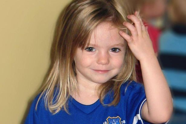 Madeleine McCann is buried in woodland, clairvoyant tells police (report)