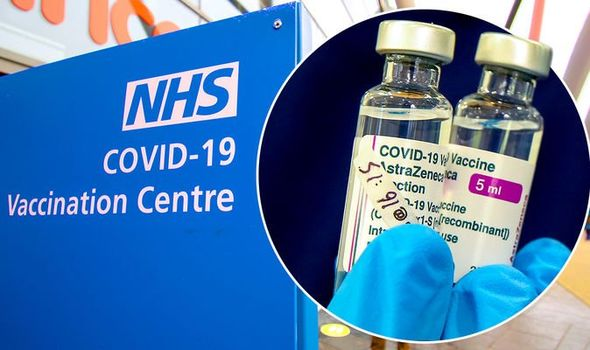 NHS Covid-19: Thousands in queue to book jabs - and some over-25s told they are 'not eligible'