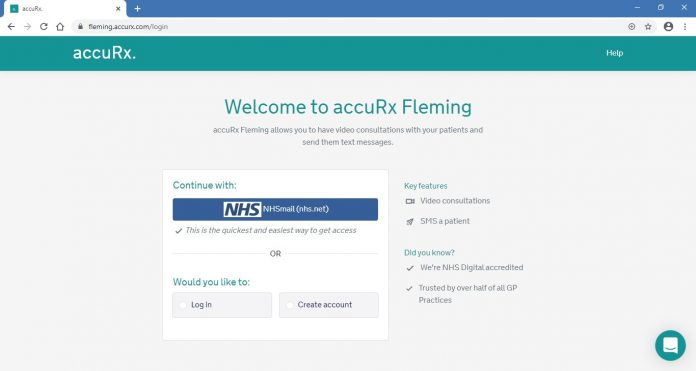 NHS: How to book your COVID-19 vaccination via accurx.thirdparty.nhs.uk
