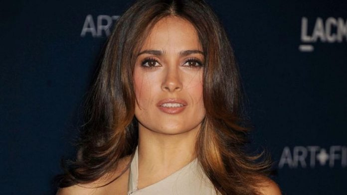 Salma Hayek's tough battle with COVID-19: 'I'd rather die at home'