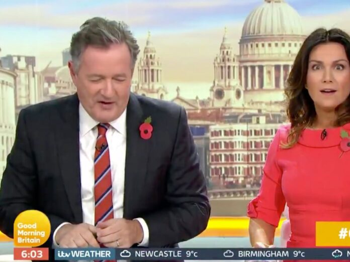 Susanna Reid throws support behind Piers Morgan after Ofcom clear ex GMB star, report
